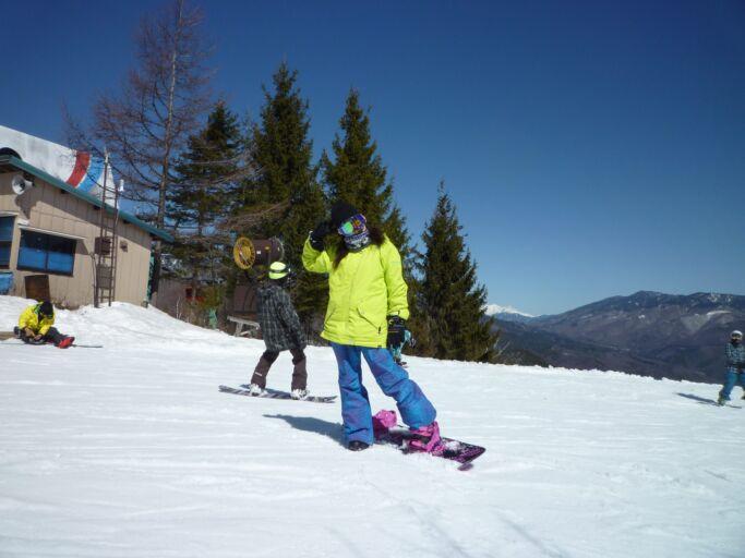 The featured image of 静岡県から行ける近場でオススメなスキー場をまとめてみた