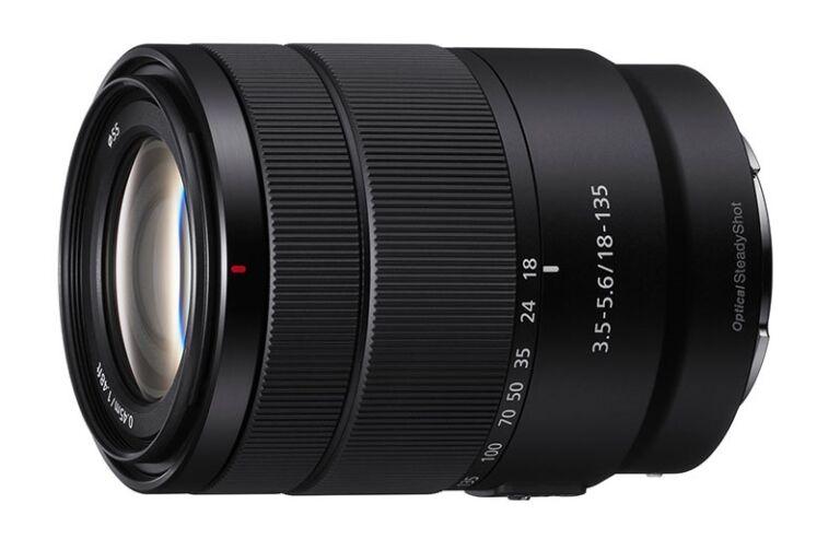 The featured image of SONY製Eマウント新レンズ「SEL18135」が発売されます!