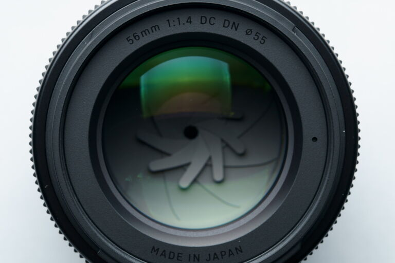 The featured image of 「Sigma 56mm F1.4 DC DN | Contemporary」性能確認実験
