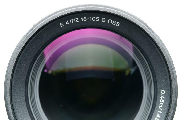 The featured image of SELP18105G(E PZ 18-105mm F4 G OSS)を購入しました!外観チェックまでしていきます。