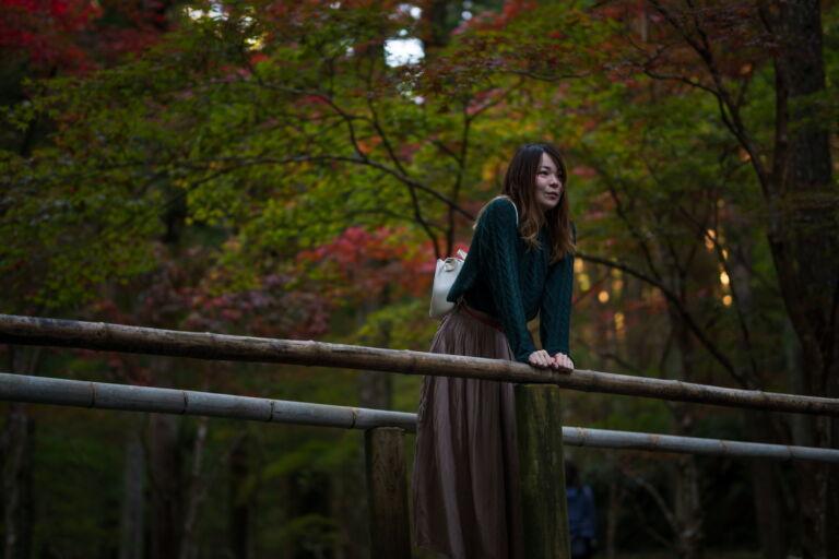 The featured image of 小國神社の紅葉はまだ早いです。現地レポート【2019年11月19日】