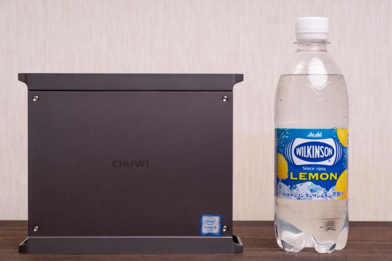 The featured image of CHUWIの「CoreBox Pro」の実力を確認しました!小型静穏でなかなか良い!